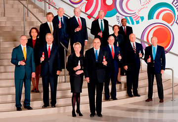 Coca-Cola Board of Directors